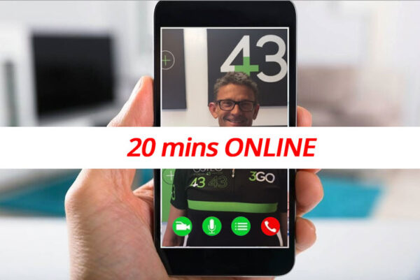 20 mins with Cristian Aguilera Jacobsen