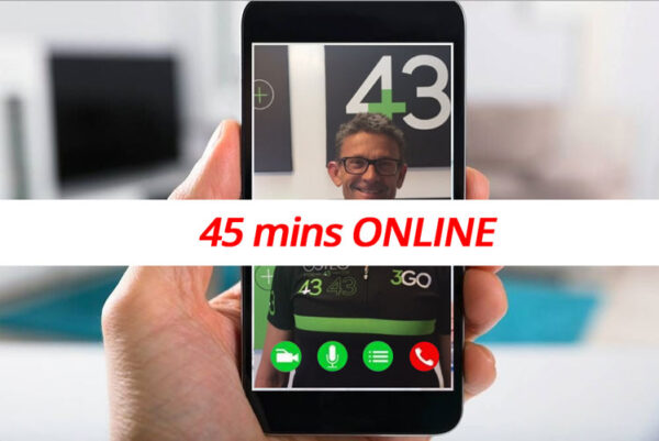 45 mins with Cristian Aguilera Jacobsen